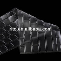 For 2013 2nd Qtr! Clear Colorless Keyboard Protector for Macbook Pro 13 with Retina Screen Display, Factory Direct Supply!