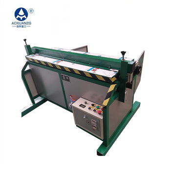 High quality low price polycarbonate sheet bending machine