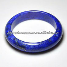 55-60mm inside diameter natural lapis A grade fashion gemstone bangles for women