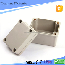 130*80*85 plastic waterproof IP67 electrical marine junction box, electrical distribution box