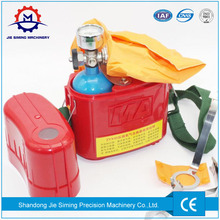 Hot sale Portable Compressed Oxygen Coal Mine Self Rescuer
