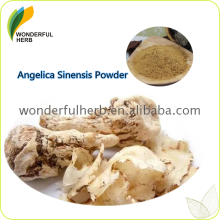 Factory hot sales Angelica Sinensis dong quai capsules ang gui extract powder tea abortion