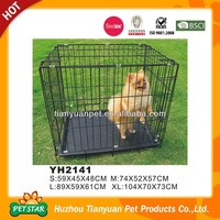 On Sale Foldable Strong Large Steel Dog House