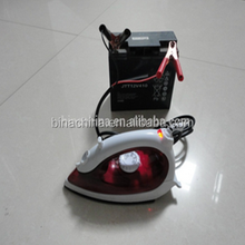 Dry Function National 12V DC wireless Electric Iron