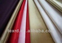 Chinese Satin Fabric For Elegant Tablecloth