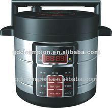 low price hot sale cookware wholesale stainless steel 4 display electric pressure pot