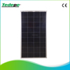 140W cheap price poly solar panel with CE/TVV/IEC approved good quality