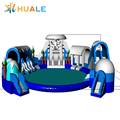 inflatable water park for adult / inflatable amusement park manufacturer