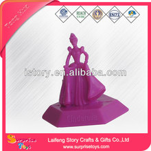 2014 Hot Sale Promotional Plastic PVC Sexy Young Girl Cartoon Toys