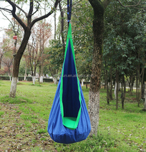 HR 100% cotton child swing kids chair