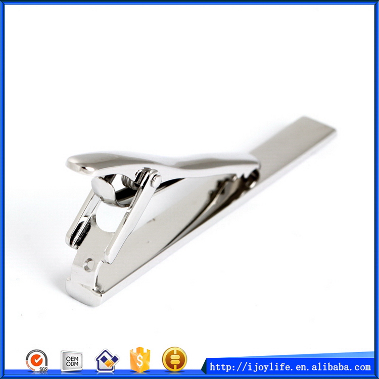 High quality classical metal security tie clips