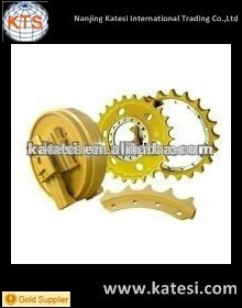 Undercarriage Parts PC80,PC130,EC290 Excavator Drive Sprocket Price