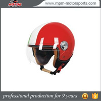 Half Face Helmet Type and ABS Material ECE Certification safety helmet