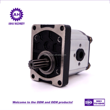 CBT series 20MPA hydraulic aluminum gear main pump for Agricultural and construction machinery