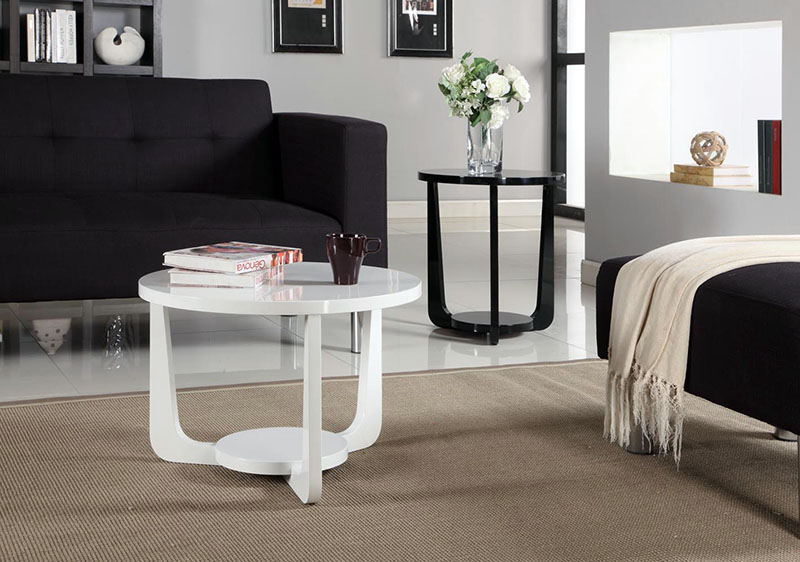 HOT 3 Legs Modern Round Sofa Table,Coffee Table Bedside Good Seller