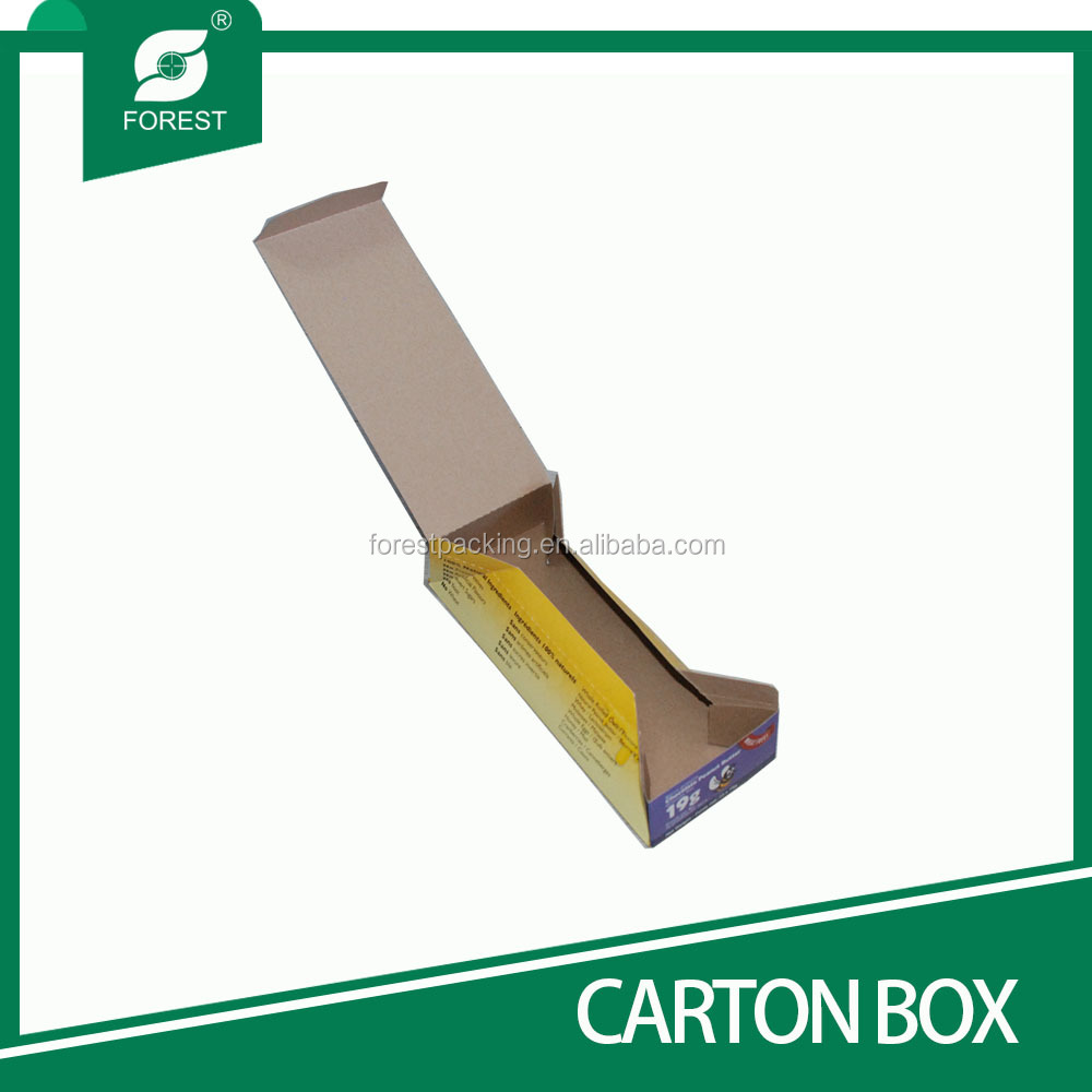 WHOLESALE PRICE SMALL CARDBOARD FAST FOOD PACKAGING CARTON BOX