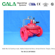 ISO custom certificated GALA 1350 hydraulically operated Pressure Sustaining/Relief Valve