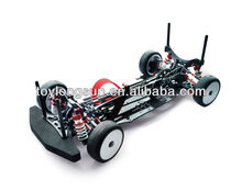 Firelap 1/10 Scale Electric RC Race Car 4WD Tamiya 417