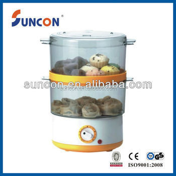 High-quality Plastic Food steamers