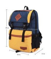 2015 wholesale china fashion trendy school bag backpack