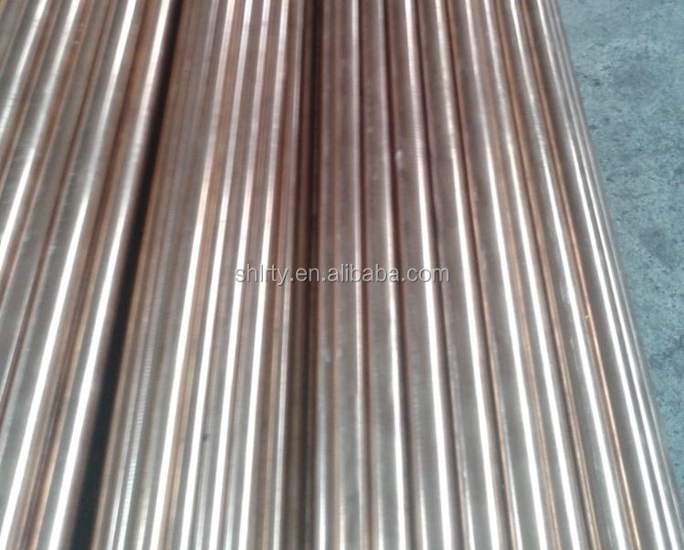 high quality Tin Phosphor Bronze Bar / Bronze Rod C51100, C52100 C51900 C51000 C54400