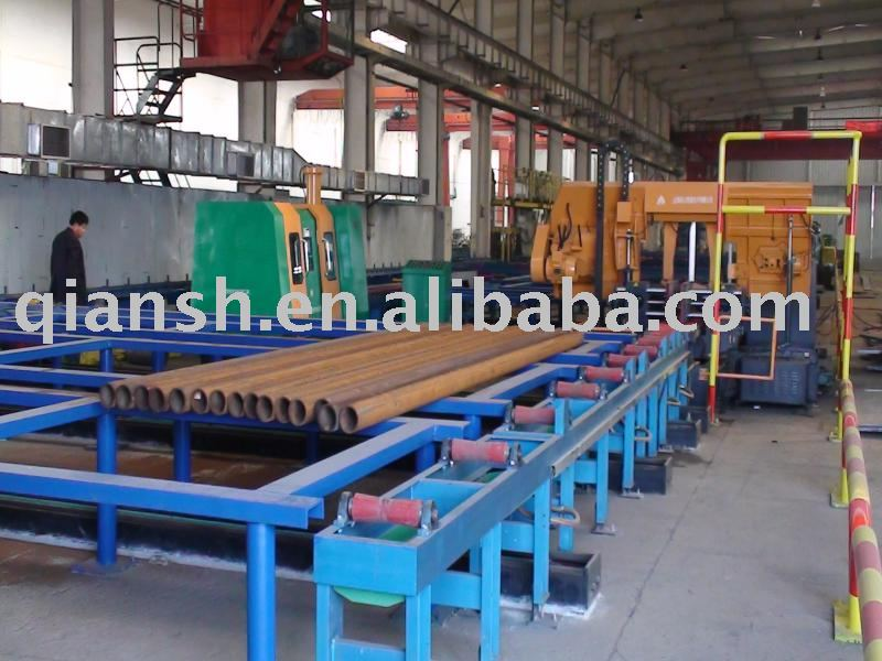 Piping Prefabrication Production Line (Digital Type)