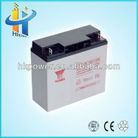 12v 18ah battery yuasa np18-12 battery watering system