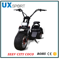 Cheap 800w 60v 12A electric scooter/ e- motorcycle made in China/adult electric motorcycle