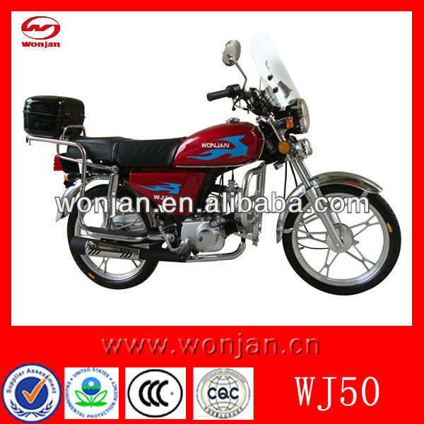Alpha 50cc Moped Mini Motorcycles made in China