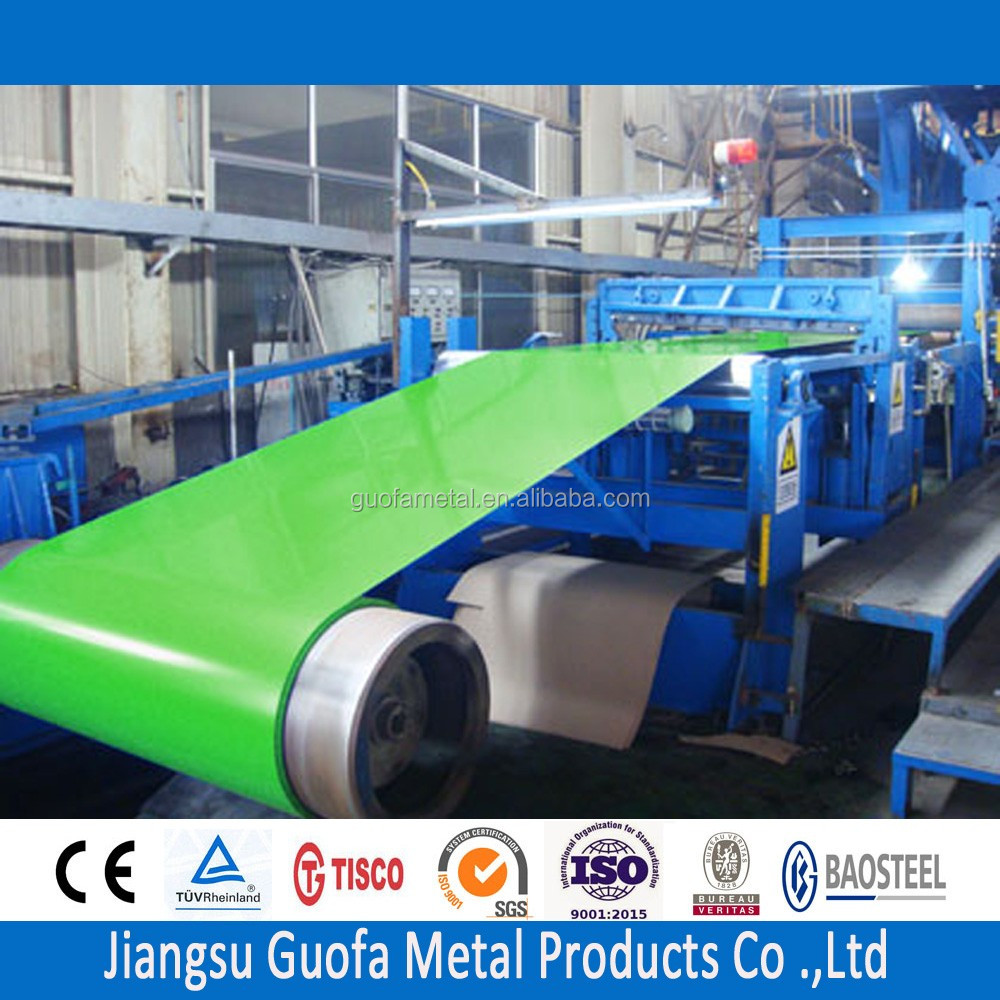 3mm Thick H24 H32 5754 Green Color Coated Aluminum Sheet For Building Material