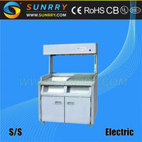 Electric potato chip counter with full stainless steel body potato chip counter (SUNRRY SY-CW100)