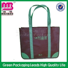 free sample offered foldable shopping tote non woven bags wholesale