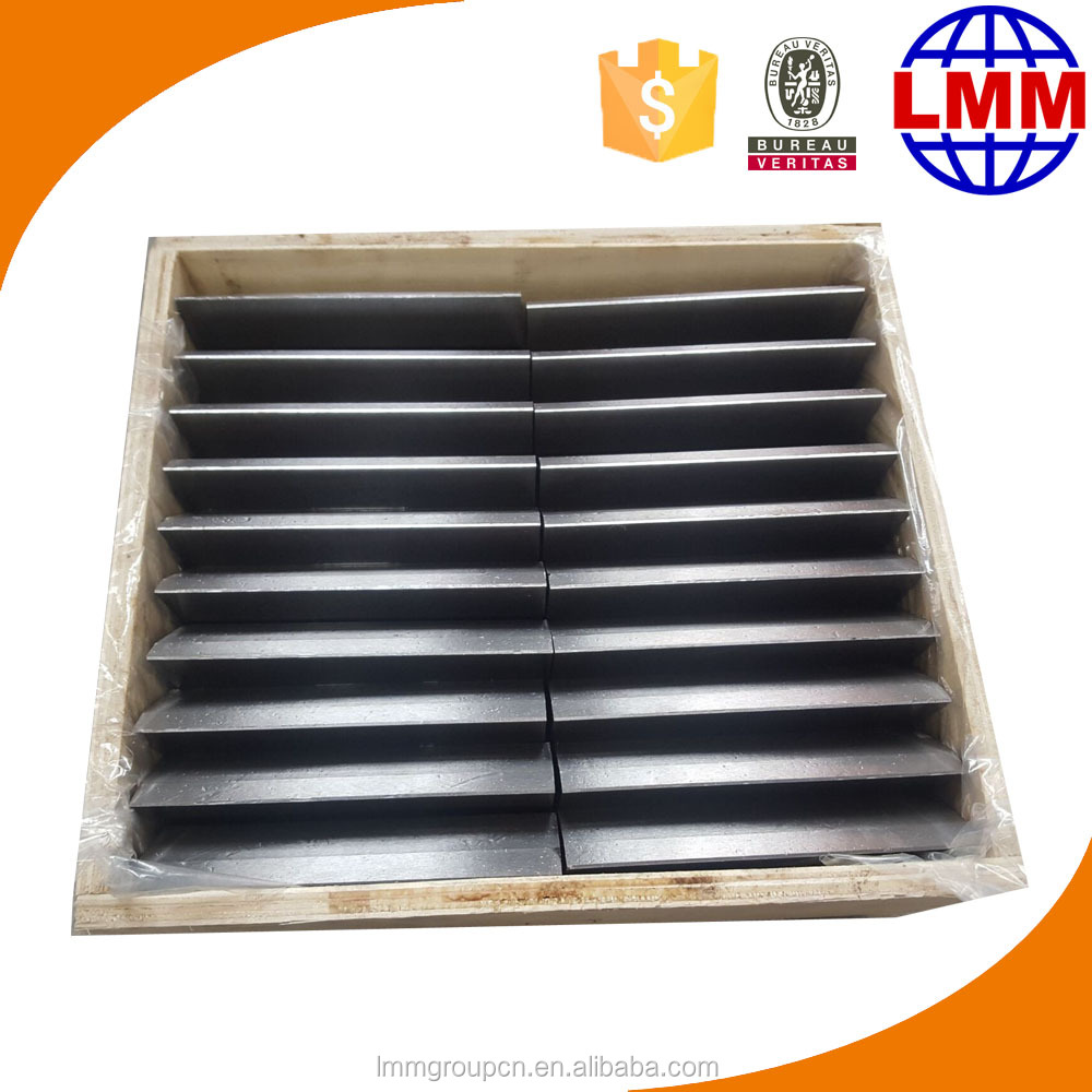 LMM Quality OEM shearing machine cnc tungsten carbide knife for rolling mill factory