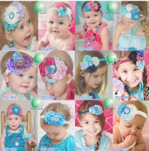 2015 new arrivals Alsa princess headbands for girls , moq is 10 pcs