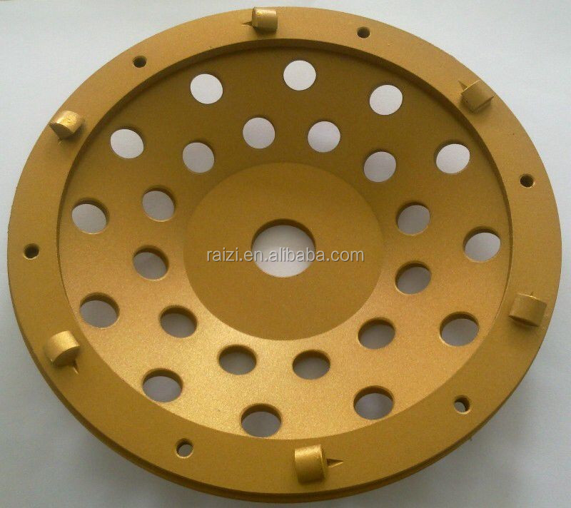 PCD Concrete Grinding Discs,Cup Wheel For Angle Grinder