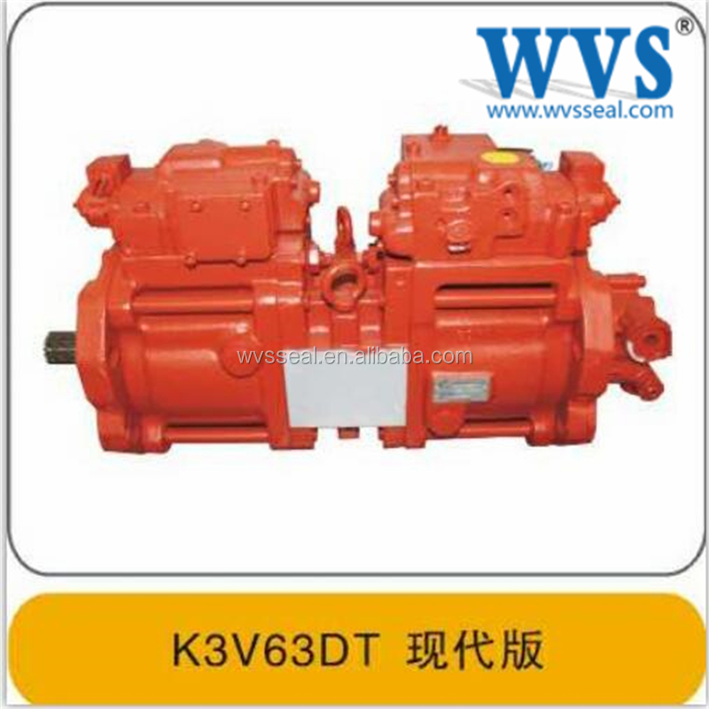 For Kobelco excavator hydraulic pump For Kawasaki PUMP K3V180DT K3V112DT K3V63DT K3V140DT K5V140DT