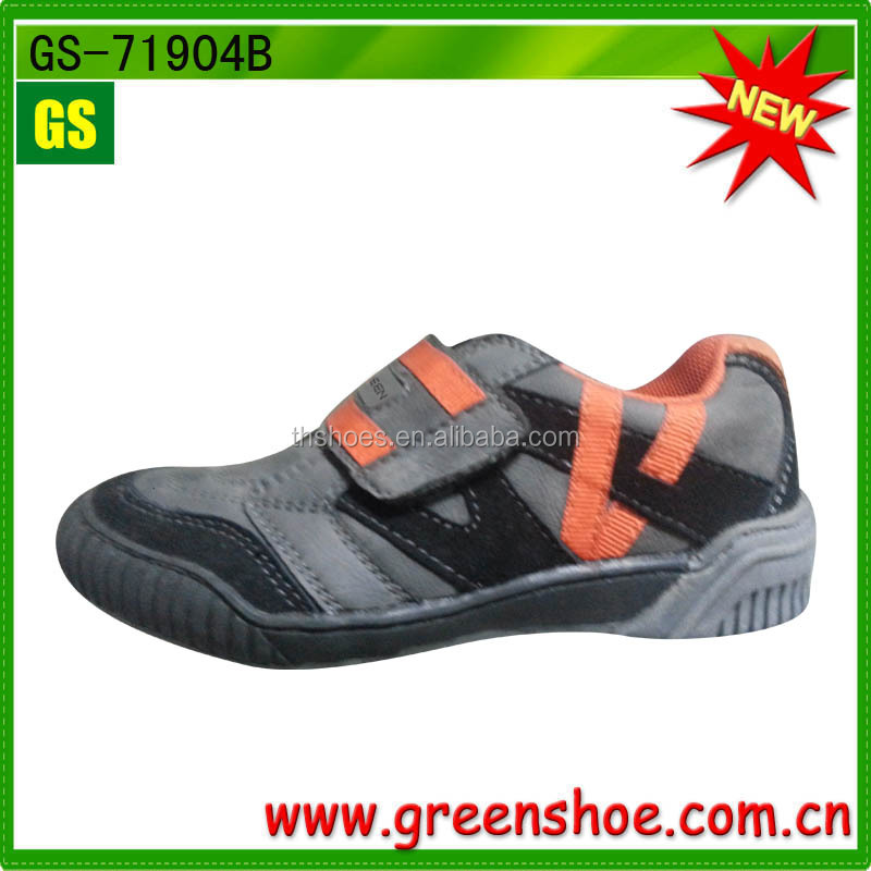 Children Trendy Shoes for High Quality Branded Europe Size Long Fashion Shoes for Boys