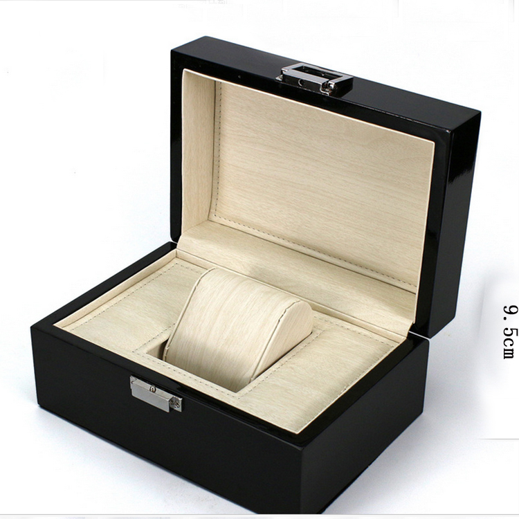 2016 china supplier luxury wooden watch case wooden watch box watch box for sale