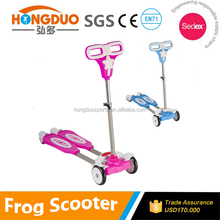 CE Frog swing scooter for adult and children