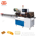 Trade Assurance Chocolate Nitrogen Bag Granola Bar Packaging Soap Play Dough Packing Machine