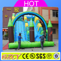 Top quality kids giant inflatable slide/inflatable water slide for sale