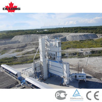 Full Container Type Asphalt Mixing Plant CL-3000