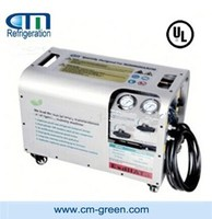 Silver R600A Refrigerant Recovery Pump with Explosion Proof System