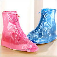 New Practical Unisex Waterproof Rain Boots Overshoes High Cut Fashion Shoes Cover