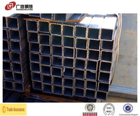 cold drawn seamless steel tube/structural tube/black raw tube