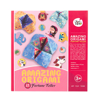 Amazing Origami Series - Fortune Teller Origami Arts and Crafts For Kids