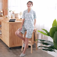 China factory custom-made short delivery time breathable women sleepwear for pregnancy