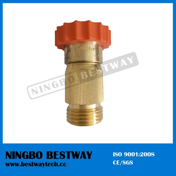 Lead Free Brass Water Flow Regulator