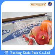 high quality cling PE industrial pallet stretch wrapping film