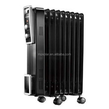 2015 hot selling filled radiator/electric oil heater 5/7/9/11/13/15 fins